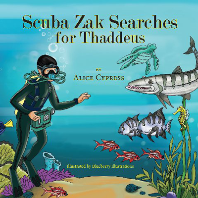 Scuba Zak Searches for Thaddeus